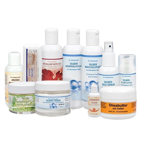 Produkte nach Dr. Schuhmacher