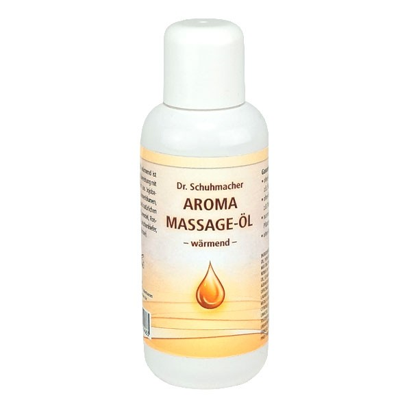 Aroma Massage-Öl nach Dr. Schuhmacher