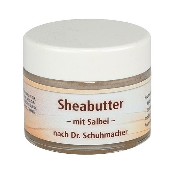Sheabutter mit Salbei nach Dr. Schuhmacher